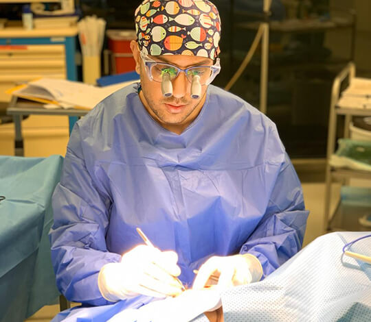 Dr Abizer Kapadia - Plastic and Reconstructive Surgeon